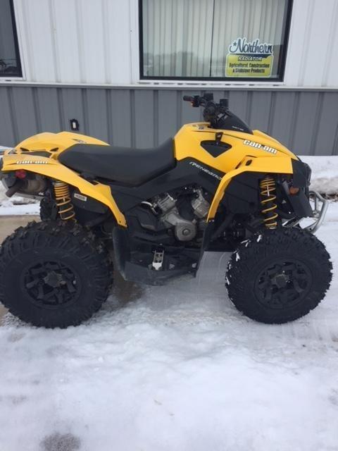 2014 Can-Am 2014 RENEGADE 500EFI YELLOW SKU # 4EEA ATV For Sale