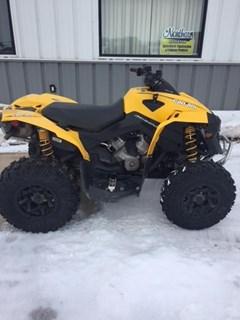ATV For Sale 2014 Can-Am 2014 RENEGADE 500EFI YELLOW SKU # 4EEA