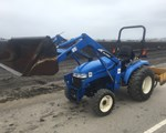 Tractor - Compact For Sale: 2003 New Holland TC29D, 29 HP
