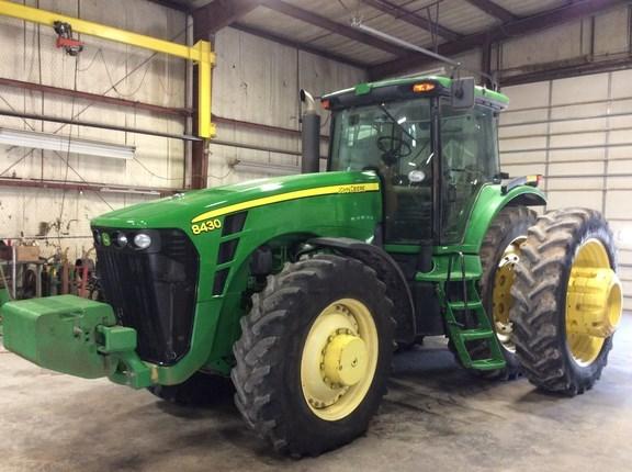 2008 John Deere 8430 Tractor For Sale
