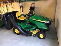 Riding Mower For Sale 2015 John Deere X304