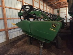 Header-Draper/Rigid For Sale:  2014 John Deere 635FD