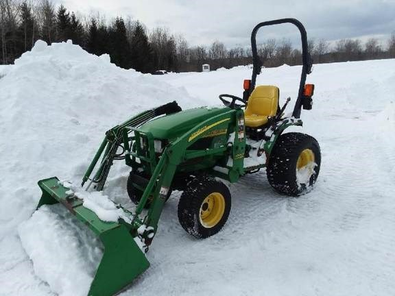 2005 John Deere 4110 Tractor For Sale