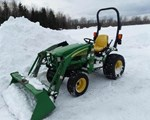 Tractor For Sale: 2005 John Deere 4110, 20 HP
