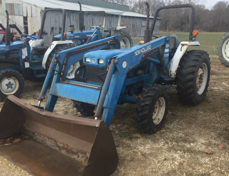1999 New Holland 2120 Tractor For Sale