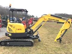 Excavator-Mini For Sale 2017 New Holland E37C , 24 HP