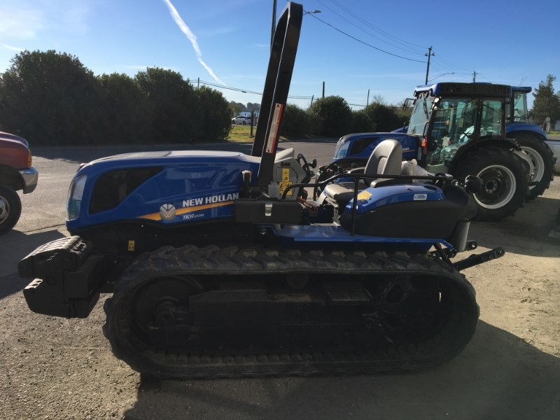 2018 New Holland TK4.100M Tractor For Sale