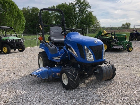 2005 New Holland TZ25DA Tractor For Sale