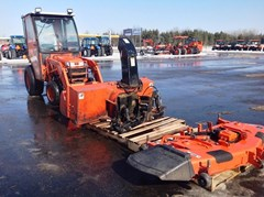 Tractor For Sale:  2008 Kubota B2920HSD