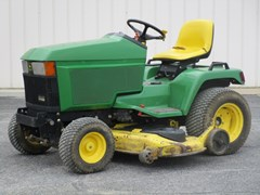 Riding Mower For Sale 1996 John Deere 425 , 20 HP