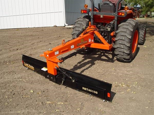 2018 Land Pride RBT40108 Box Blade Scraper For Sale