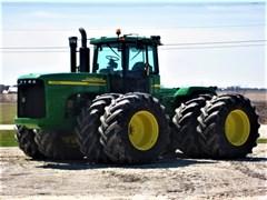 Tractor For Sale 2005 John Deere 9620 , 500 HP