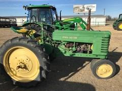 Tractor For Sale:  1946 John Deere H