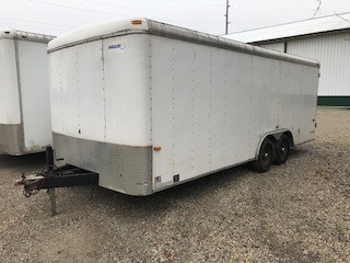 2006 American 8520TA3 Cargo Trailer For Sale