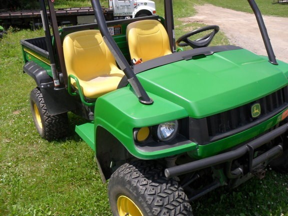 2006 John Deere HPX 4X4 Utility Vehicle For Sale