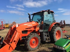 Tractor For Sale:  2015 Kubota m100gx