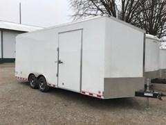 Cargo Trailer For Sale 2018 Bravo Trailers 8520TA3