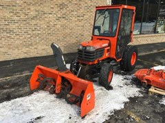 Tractor For Sale:  1999 Kubota B2100HSD