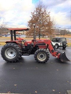 Tractor For Sale 1993 Case IH 895 , 85 HP