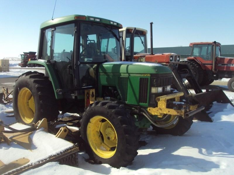1997 John Deere 6400 Tractor For Sale