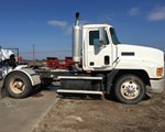 Cab & Chassis For Sale: Mack CH612