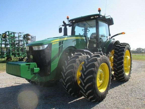 2016 John Deere 8320R Tractor For Sale