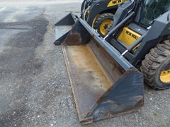 "Front End Loader Attachment For Sale New Holland 84"" BUCKET"