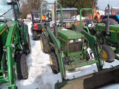 Tractor For Sale John Deere 650 , 14 HP