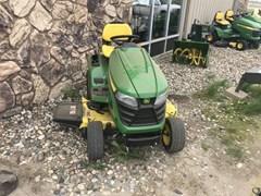 Riding Mower For Sale:  2017 John Deere X380