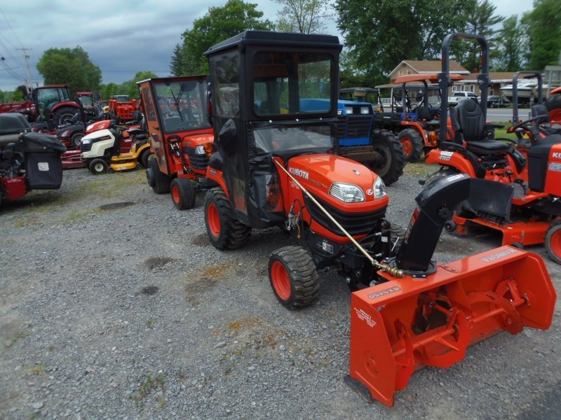 2015 Kubota BX2370TV60 Tractor - Compact For Sale