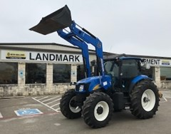 Tractor For Sale:  2012 New Holland T6050 PLUS , 125 HP
