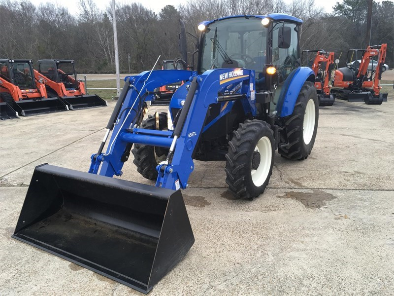 2015 New Holland T4.75 Tractor For Sale