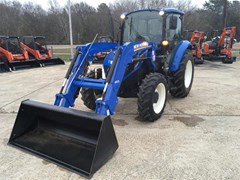 Tractor For Sale 2015 New Holland T4.75 , 75 HP