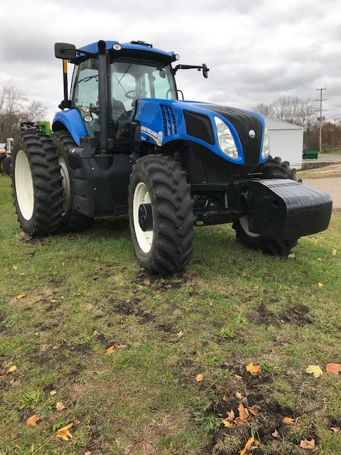 2013 New Holland T8.390 Tractor For Sale