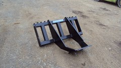 Skid Steer Attachment For Sale:  Blue Diamond Skid steer tree / root grubber