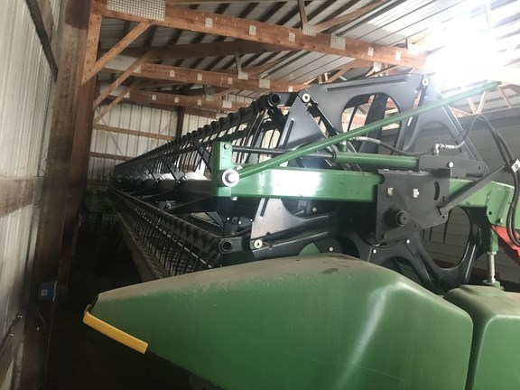 2015 John Deere 635FD Header-Draper/Flex For Sale
