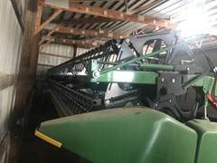 Header-Draper/Flex For Sale:  2015 John Deere 635FD