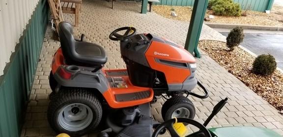 Photos of 2010 Husqvarna LGT2554 Riding Mower For Sale » Wm Nobbe