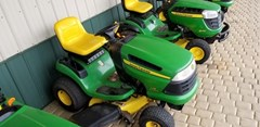 Riding Mower For Sale:  2005 John Deere LA115 , 19 HP