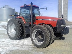 Tractor For Sale 2005 Case IH MX255 , 255 HP