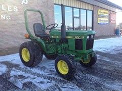 Tractor For Sale:  1981 John Deere 650