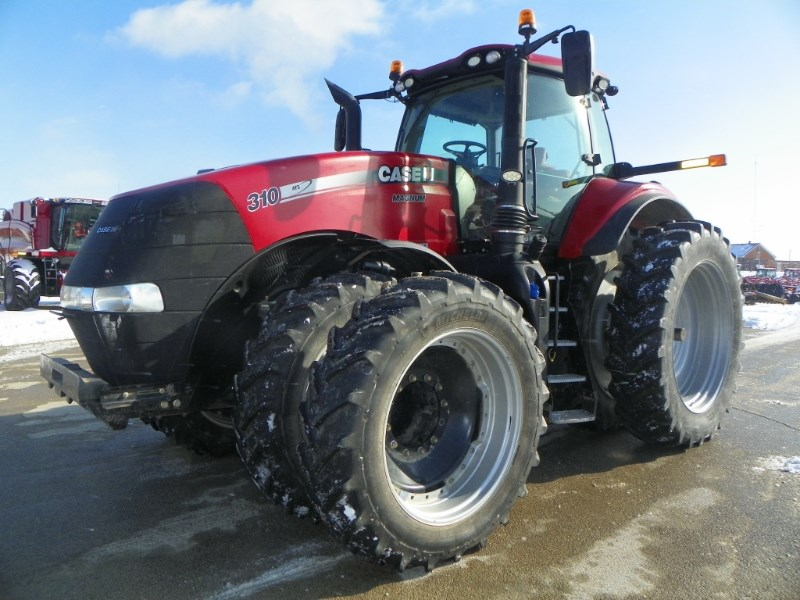 2017 Case IH 310 Tractor For Sale