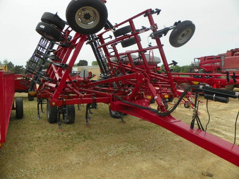 2018 Case IH 255 Field Cultivator For Sale