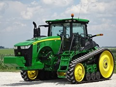 Tractor For Sale 2017 John Deere 8370RT-IVT26 , 370 HP