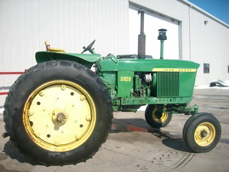 1964 John Deere 3020 Tractor For Sale