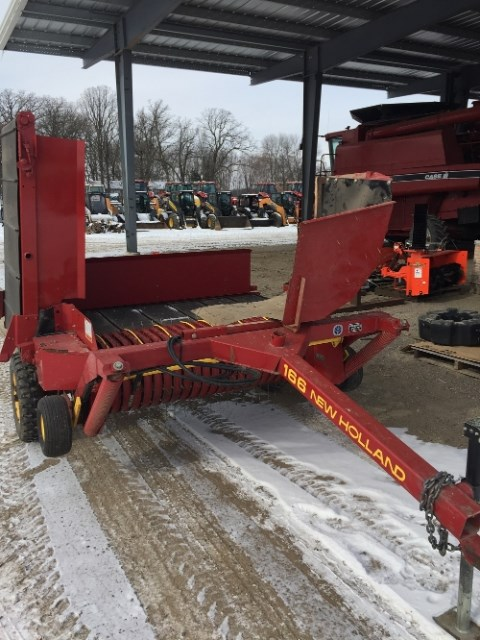 2005 New Holland 166 Windrow Inverter For Sale