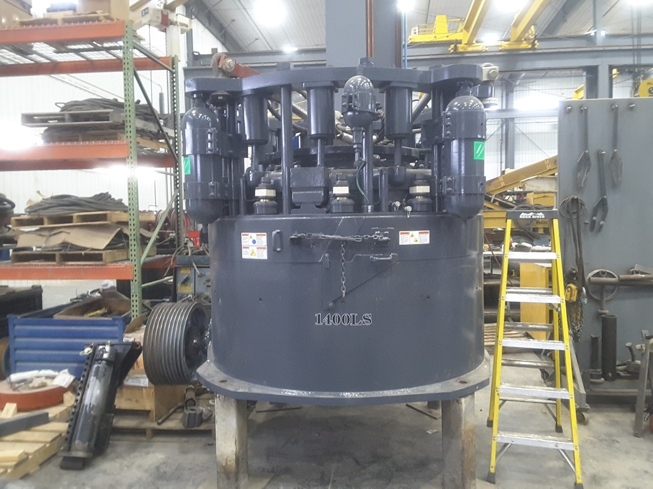 1989 JCI 1400LS Crusher - Cone For Sale