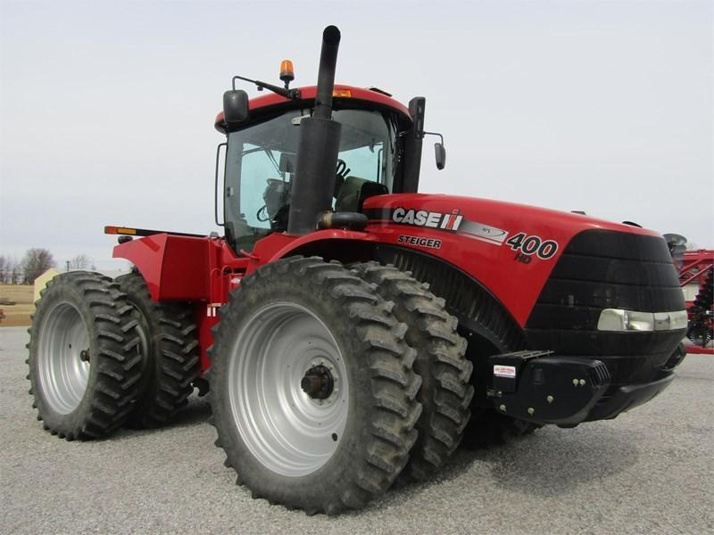 2014 Case IH STEIGER 400 HD Tractor For Sale