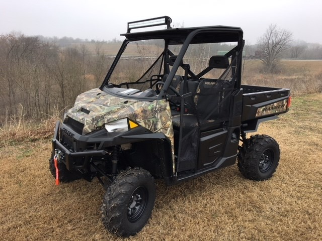 2017 Polaris R17RTE99A9 Utility Vehicle For Sale