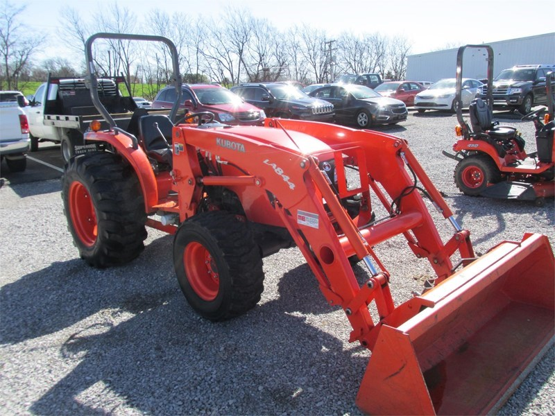2011 Kubota MX5100 Tractor For Sale